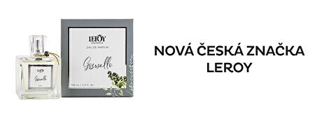 Značka českých parfémů Leroy