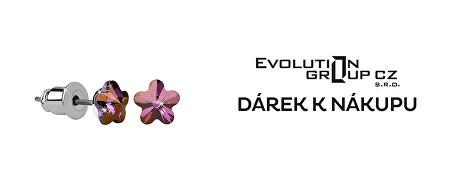 Dárek k nákupu šperků Evolution Group