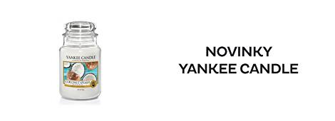 Novinky Yankee Candle