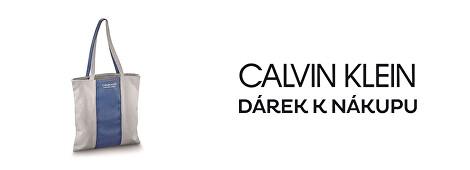 Dárek k nákupu šperků Calvin Klein