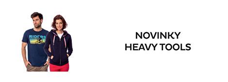 novinky Heavy Tools