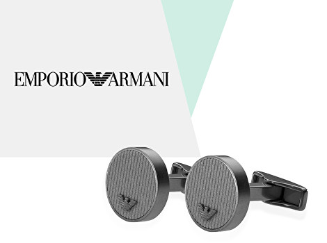 Manžetové knoflíčky Emporio Armani