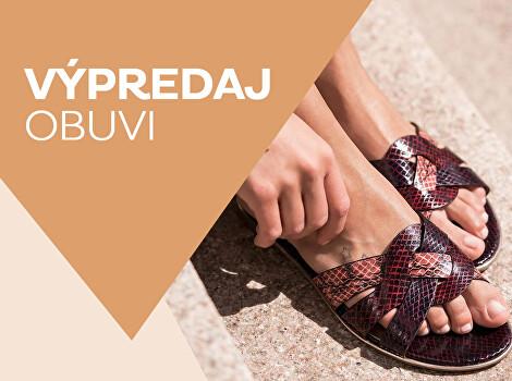 Výpredaj obuvi