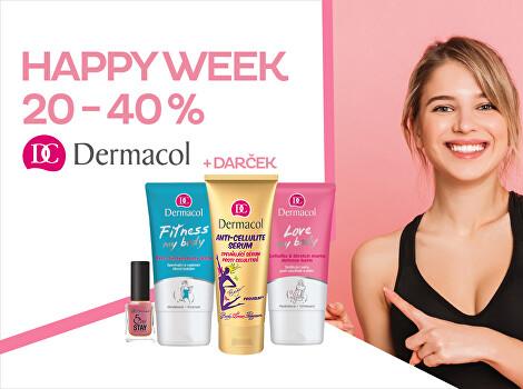 Dermacol Happy week zľava 20-40 %