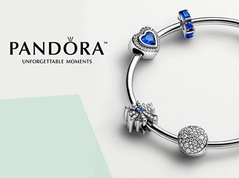 Dámské přívěsky Pandora