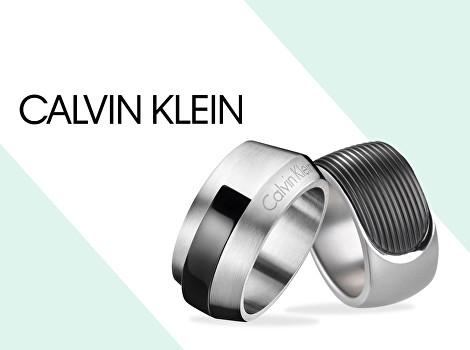 Pánské prsteny Calvin Klein