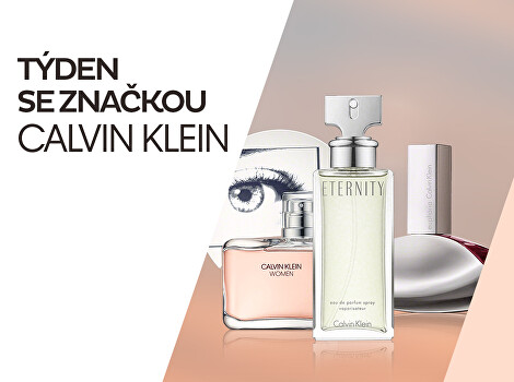 Týden s parfémy Calvin Klein