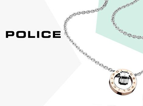 Pánské náhrdelníky Police
