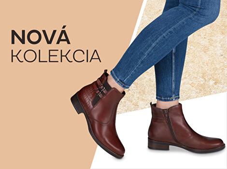 Novinky obuvi