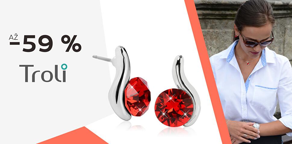 Sleva -50 % na šperky Troli