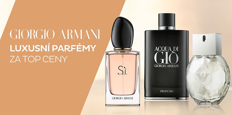 Armani - Luxusní parfémy za top ceny