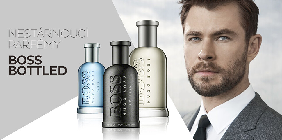 Hugo Boss - kolekce Boss Bottled