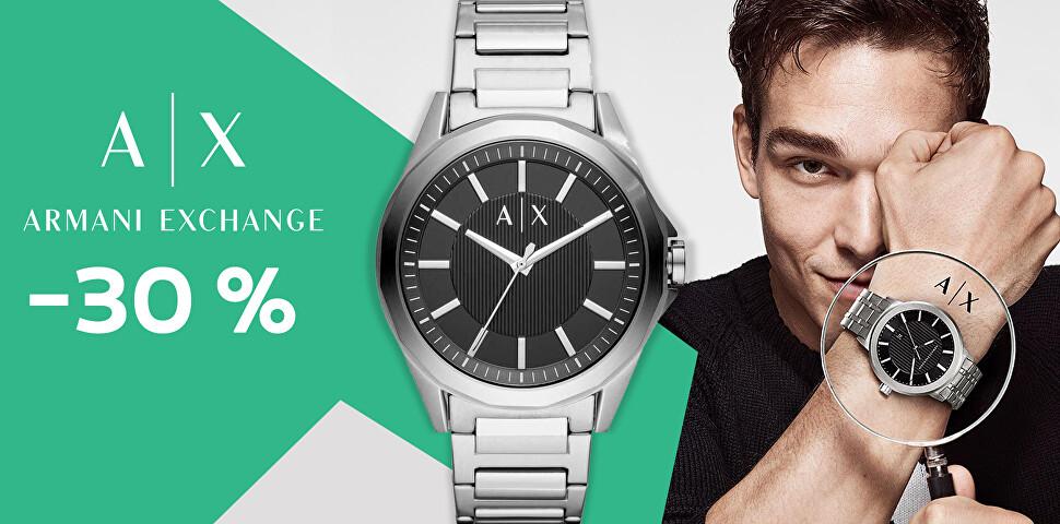 -30 % Armani Exchange