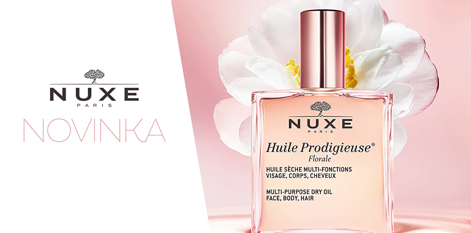 Nuxe Huile Prodigieuse Florale