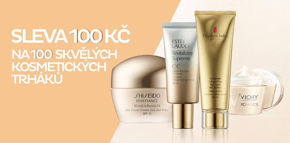 Sleva 100 Kč na 100 kosmetických trháků