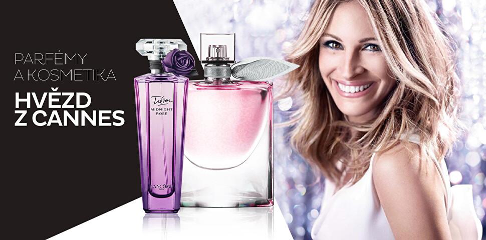 Parfémy a kosmetika filmových hvězd
