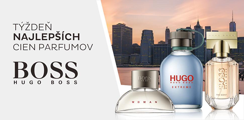 Parfumy Hugo Boss týždeň najlepších cien