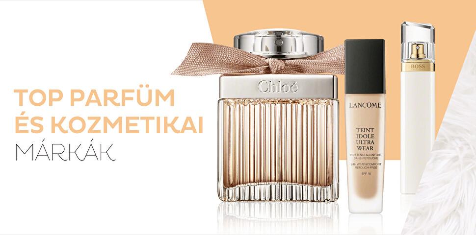 TOP parfüm és kozmetikai márkák