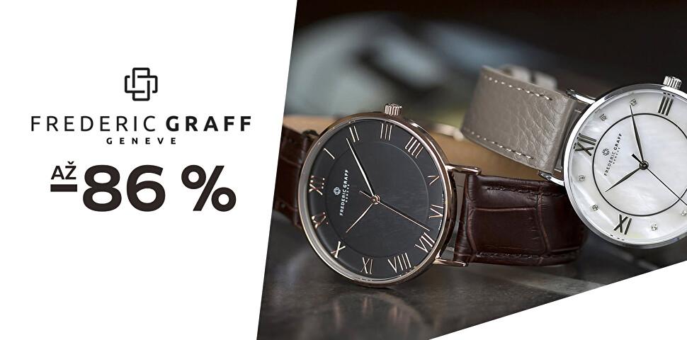 Frederic Graff se slevou až 86 %