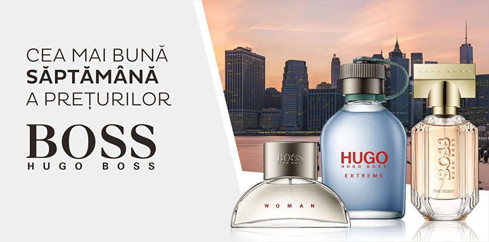 Hugo Boss cu reducere