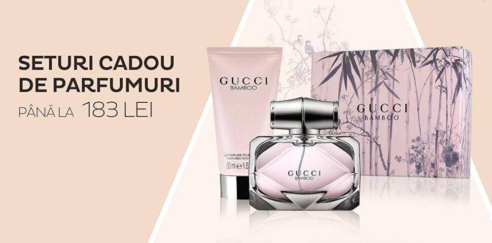 Seturi cadou de parfumuri
