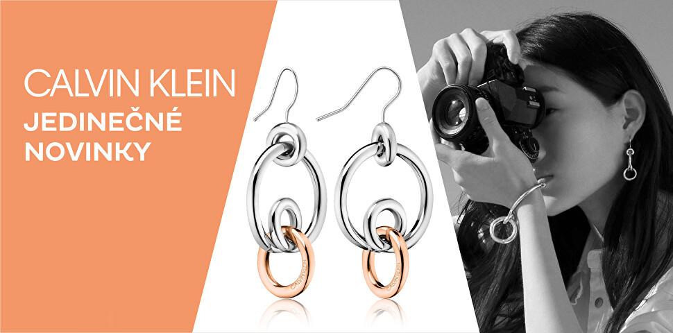 Šperky Calvin Klein - novinky