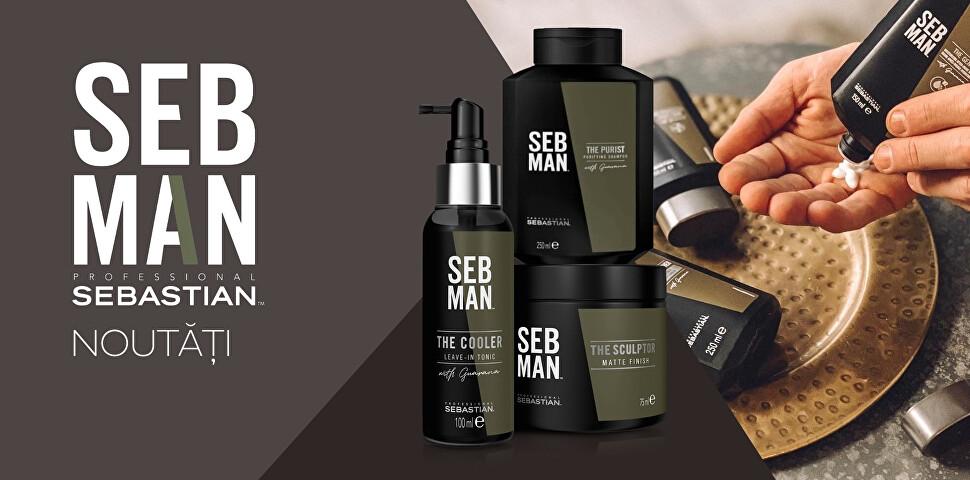 Noutăți cosmetice SEB MAN