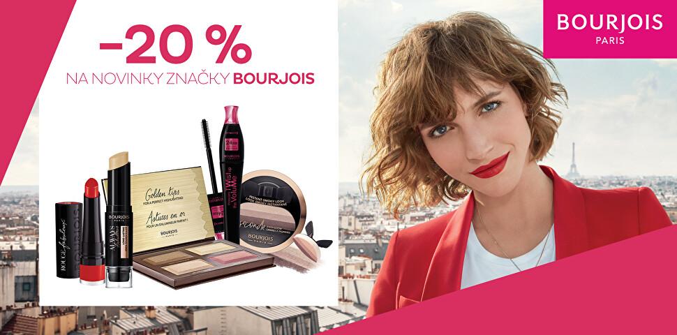 -20 % na novinky Bourjois