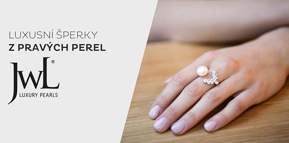 Luxusní šperky z pravých perel JWL
