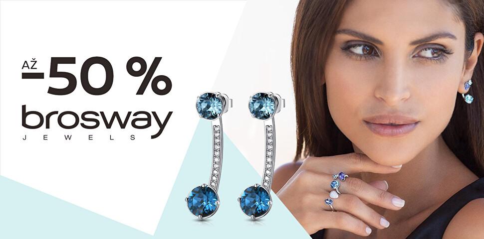 Šperky Brosway se slevou až 50 %