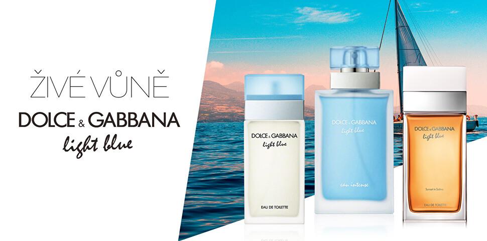 Dolce & Gabbana - kolekce Light Blue