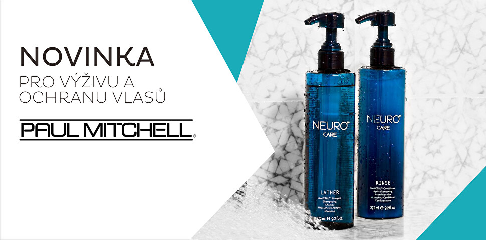 Novinka Paul Mitchell
