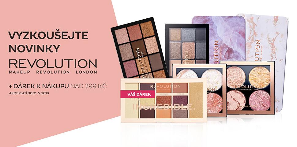 Makeup Revolution s dárkem