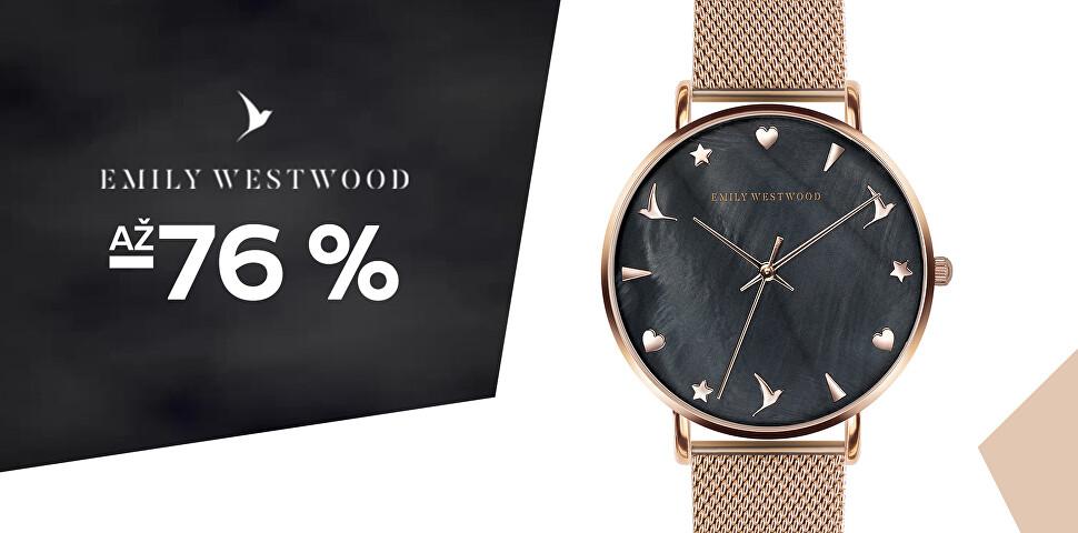 Emily Westwood se slevou až 76 %