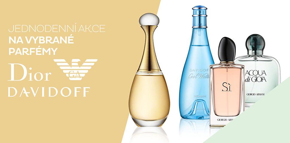 POUZE DNES: TOP parfémy v akci