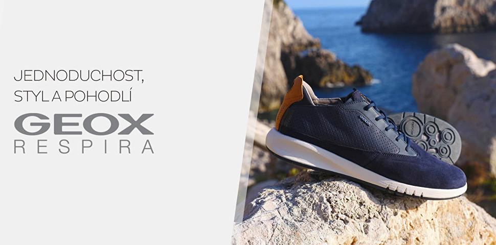 Pánská obuv Geox