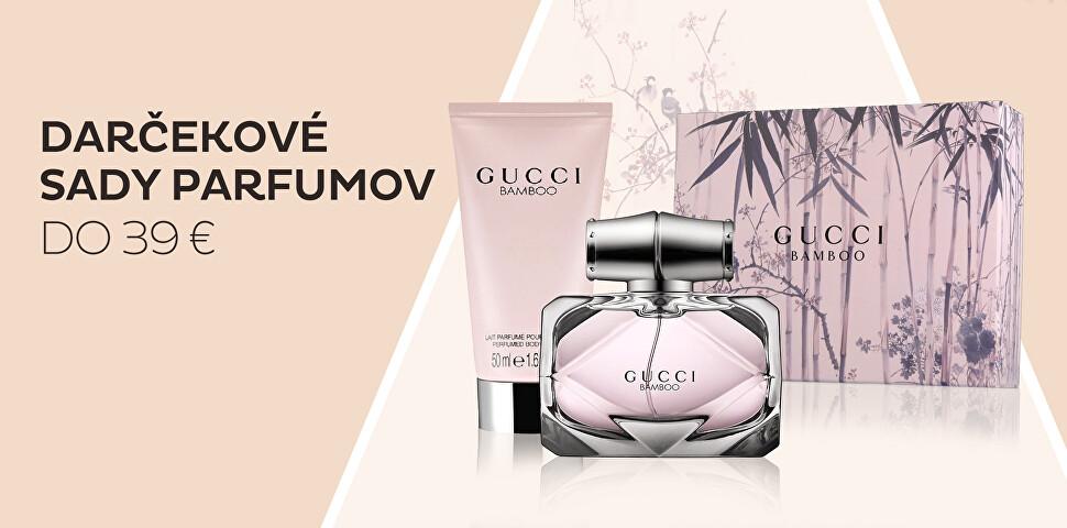 Darčekové sady parfumov