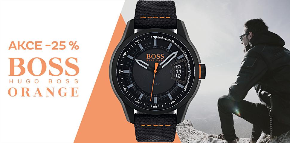Hugo Boss Orange se slevou 25 %