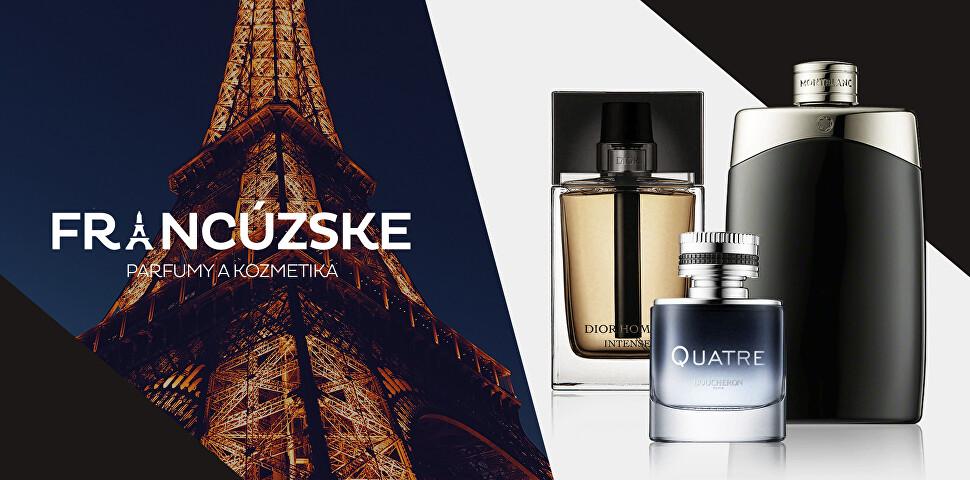 Francúzske parfumy a kozmetika