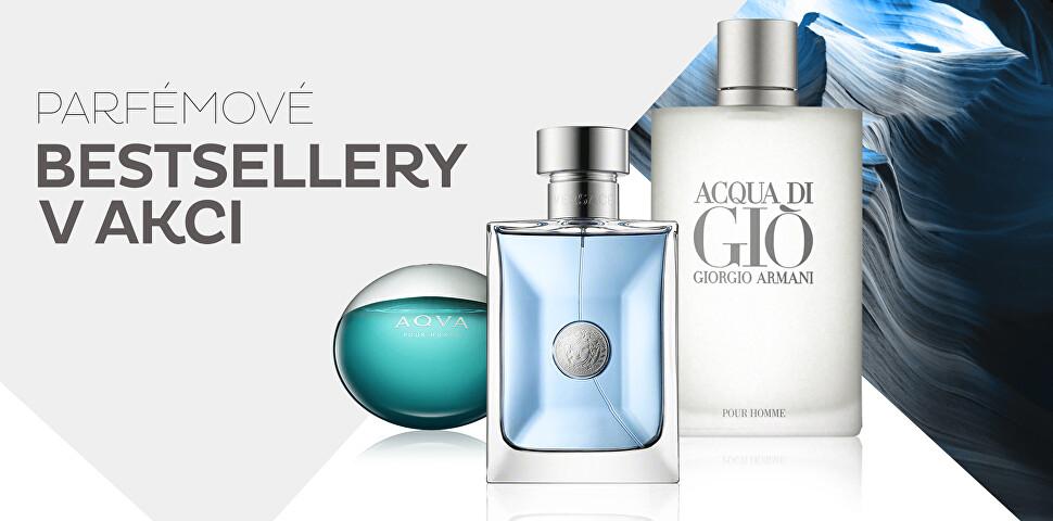 Parfémové bestsellery V AKCI