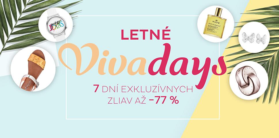Letné Vivadays