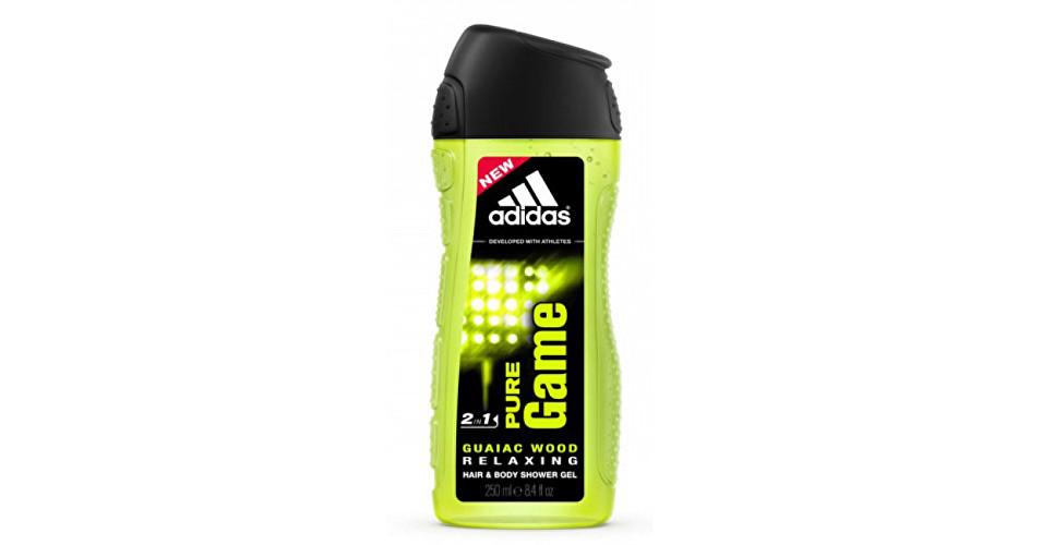 Adidas Sprchový gél pre mužov Pure Game (Shower Gel) 250 ml