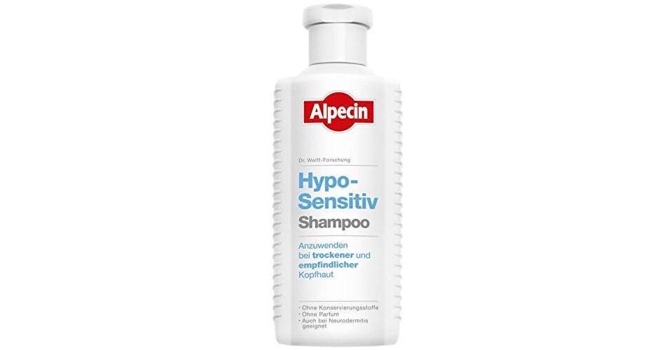 Alpecin Šampón pre suchú a veľmi citlivú pokožku (Hyposensitiv Shampoo) 250 ml