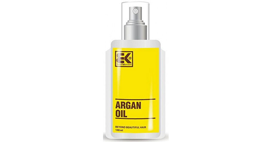 Brazil Keratin 100% Arganový olej (Argan Oil) 100 ml