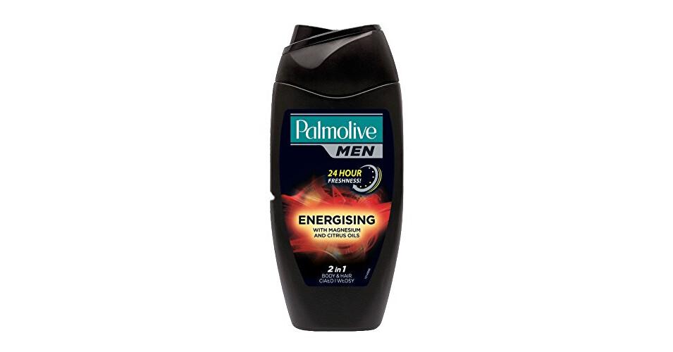 Palmolive Energizujúci sprchovací gél pre mužov 2v1 na telo a vlasy For Men (Energising 2 In 1 Body & Hair Shower Shampoo) 500 ml