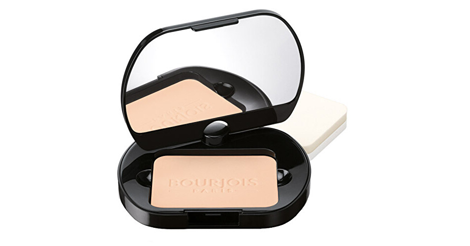 Bourjois Kompaktný púder (Silk Edition Compact Powder) 9,5 g 54 Rose Beige