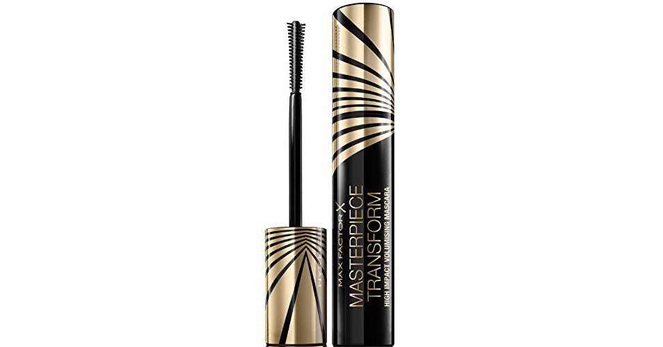 Max Factor Objemová riasenka s WOW efektom Masterpiece Transform (High Impact Volumising Mascara) 12 ml black