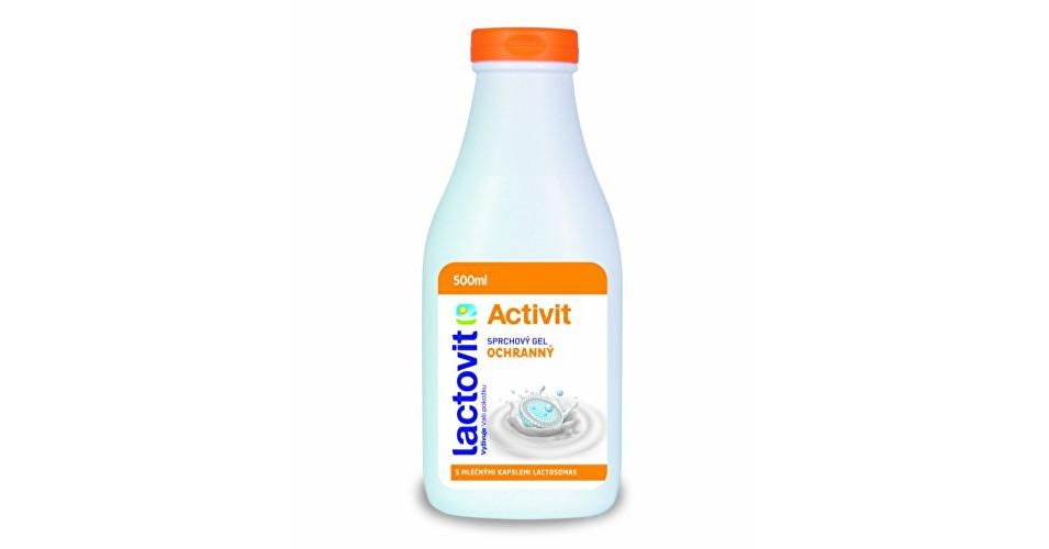 Lactovit Ochranný sprchový gél Activit 300 ml