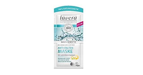 Lavera Pleť ová maska s koenzýmom Q10 (Maske) 10 ml