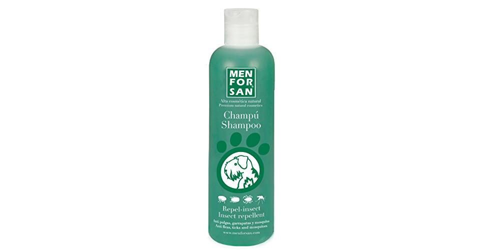 Menforsan Prírodný repelentný šampón proti hmyzu pre psov (Shampoo Insect Repellent) 300 ml